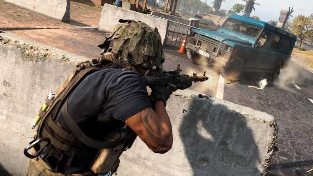 پیروزی در بازی Call of Duty: Warzone