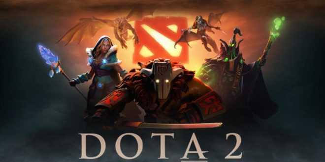 بازی DOTA 2