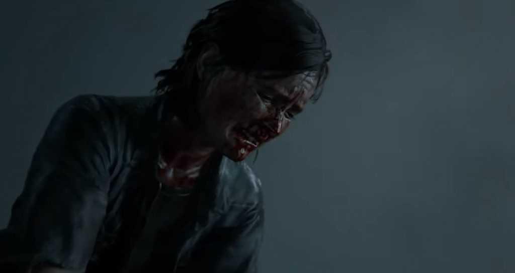 الی در بازی The Last of Us 2