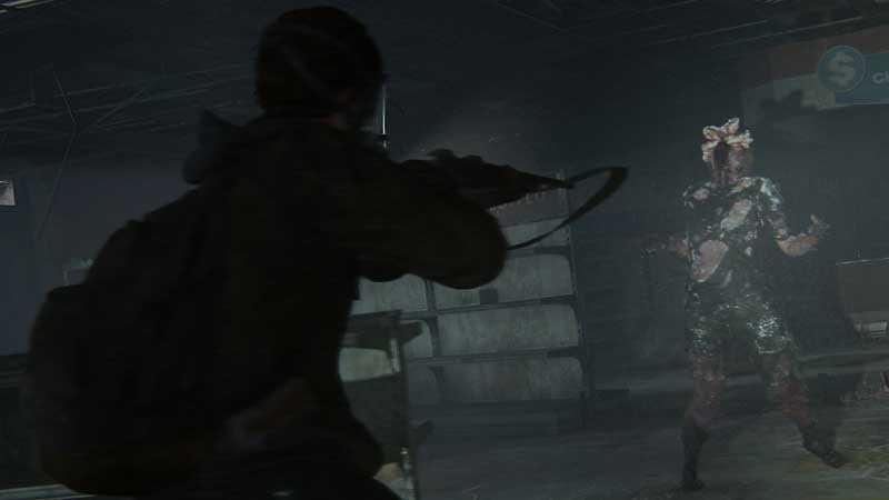 Arrows بازی The Last of Us 2