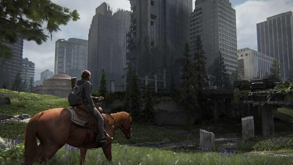 اطلاعات بازی The Last of Us 2