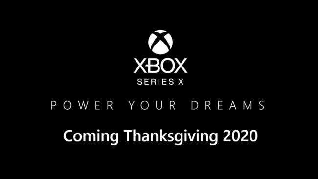 تاریخ انتشار کنسول Xbox Series X