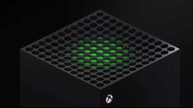 طراحی کنسول Xbox Series X