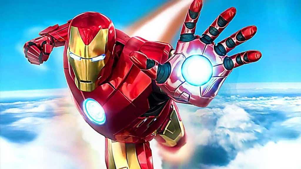 بازی Marvel's Iron Man VR