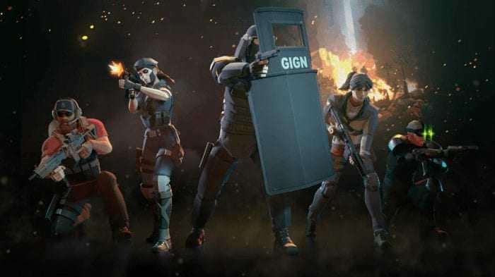 بازی Elite Squad
