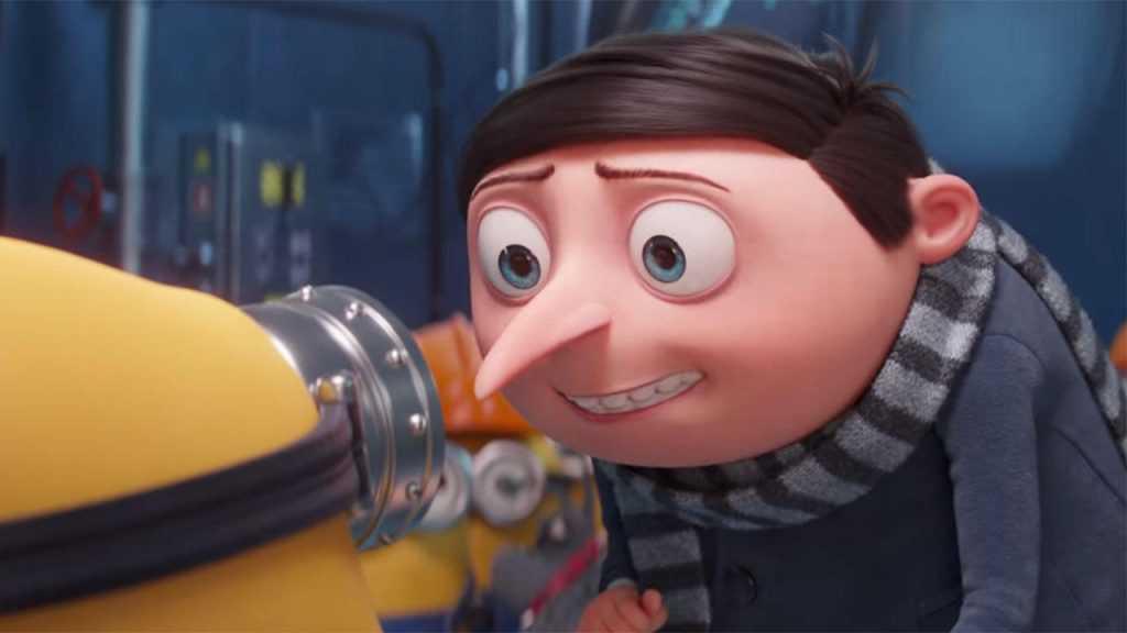 فیلم Minions: The Rise of Gru