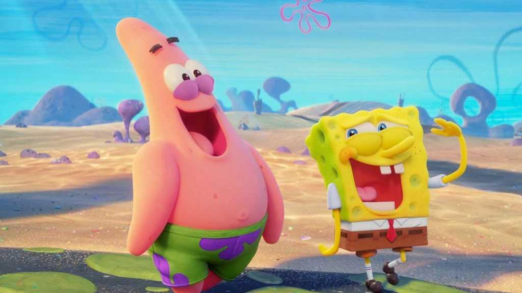انیمیشن The SpongeBob Movie: Sponge on the Run