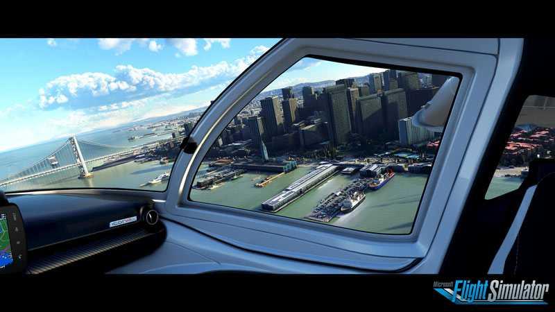 بازی Microsoft Flight Simulator