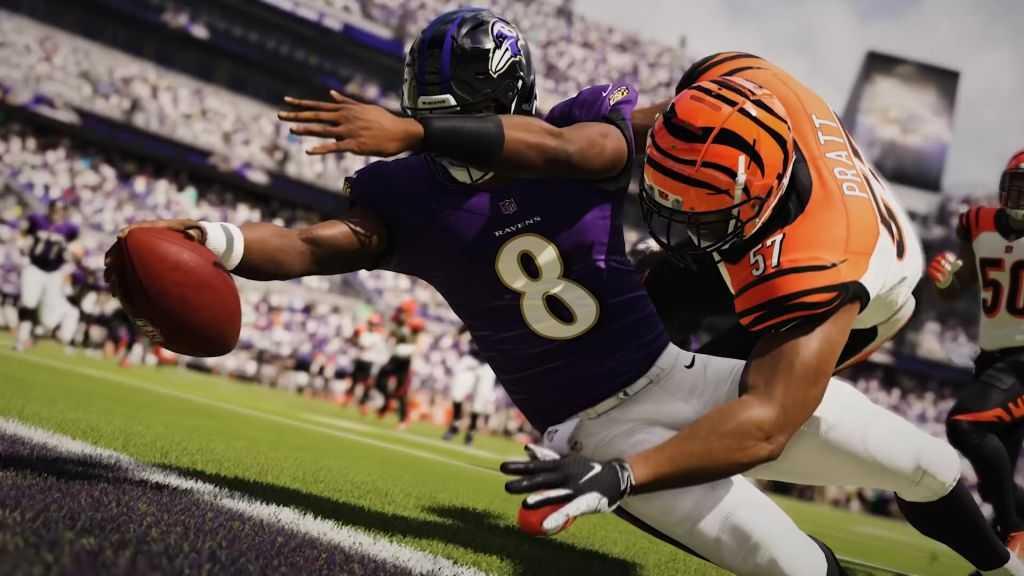 بازی Madden NFL 21