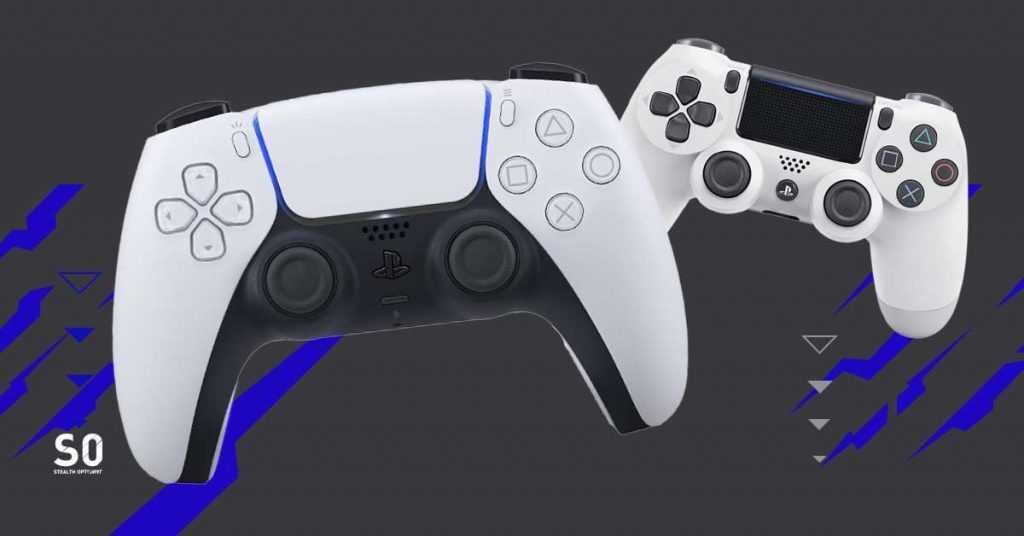 دسته - کنترلر DualShock 4