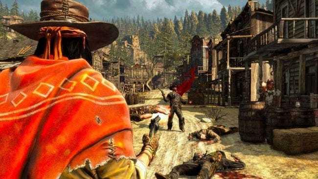 9 Call of Juarez Gunslinger