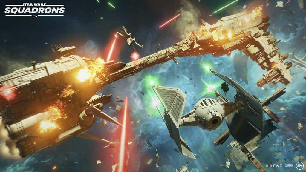 جنگ ستارگان بازی Star Wars: Squadrons