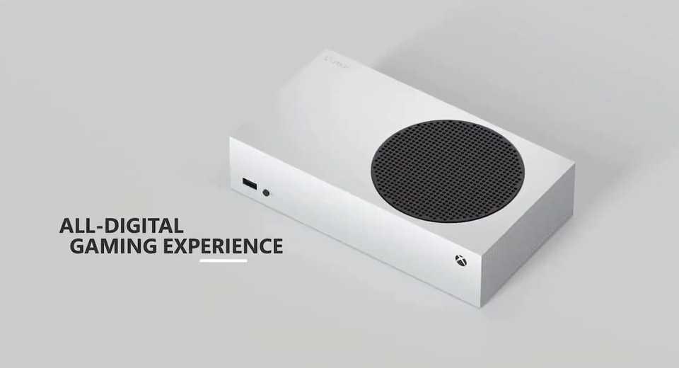 قیمت Xbox Series S - قیمت ایکس باکس سری اس
