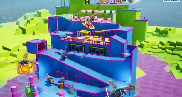نقشه های بازی Fortnite