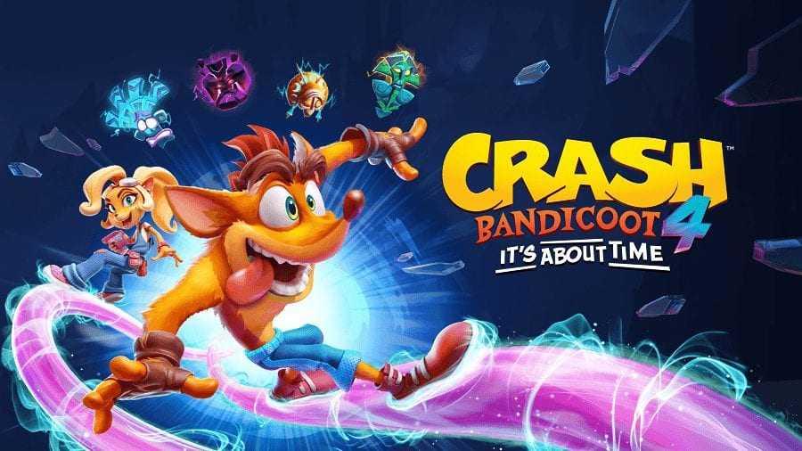 بازی های مهر تا آبان / Crash Bandicoot 4