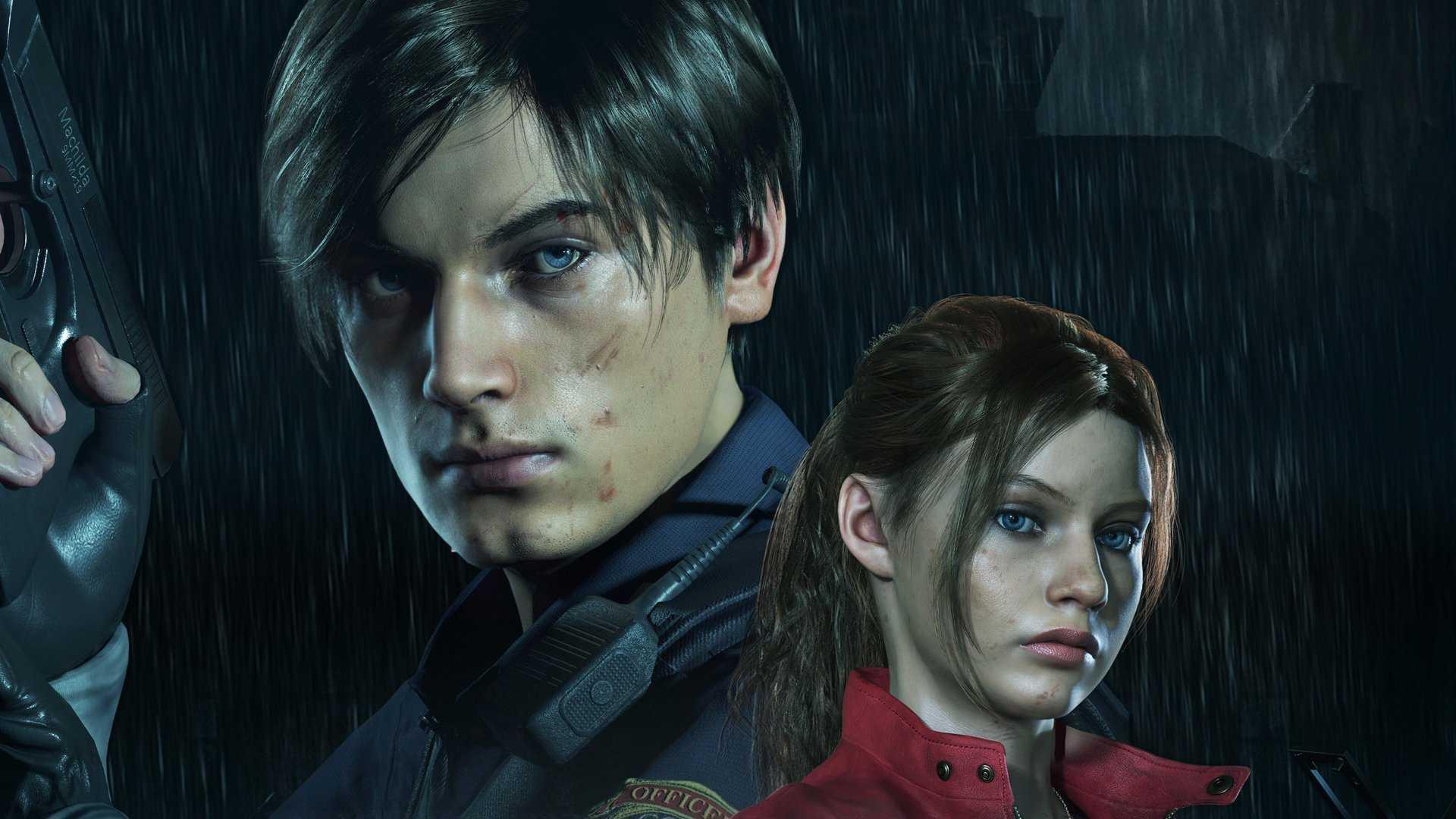 شخصیتهای بازی Resident Evil 2 Remake