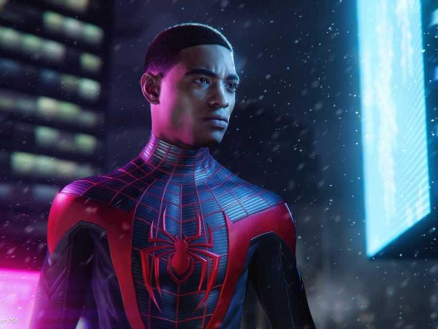 بازی Marvel's Spiderman: Miles Morales