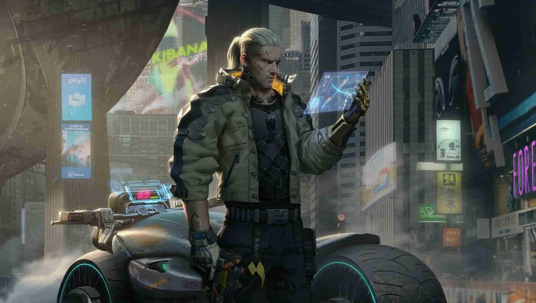 دانلود بازی Cyberpunk 2077 - دانلود بازی سایبرپانک 2077