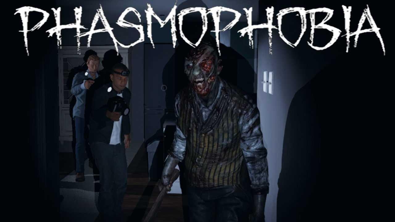 کاور بازی Phasmophobia