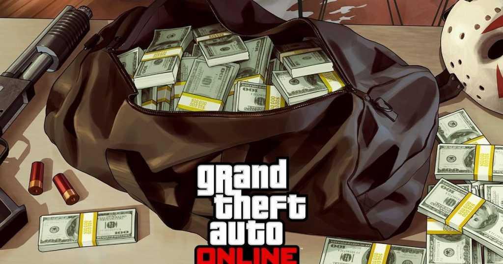 رمز بازی GTA Online