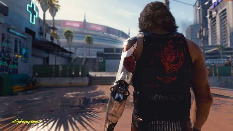 مود های بازی 2077 Cyberpunk