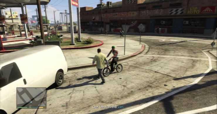 موارد مخفی بازی GTA V
