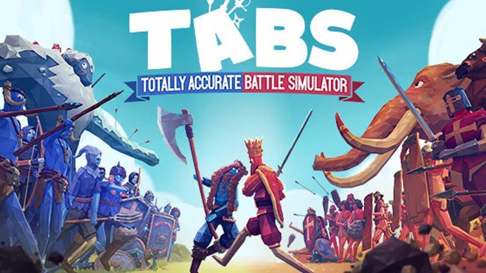 دانلود بازی Totally Accurate Battle Simulator