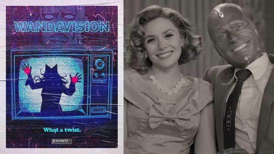 ارتباط فیلم Poltergeist با سریال WandaVision