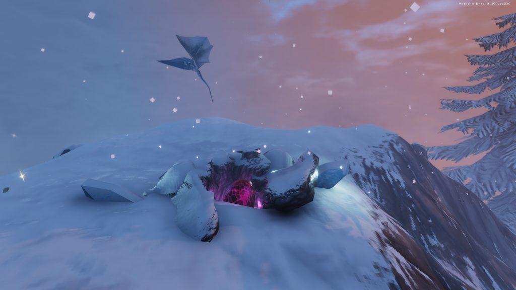 نمایی از محیط بازی Velheim