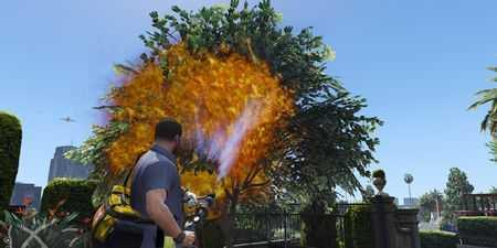 مود اسلحه بازی GTA V