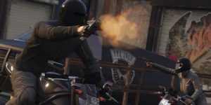 ماموریت Heist در بازی GTA 5