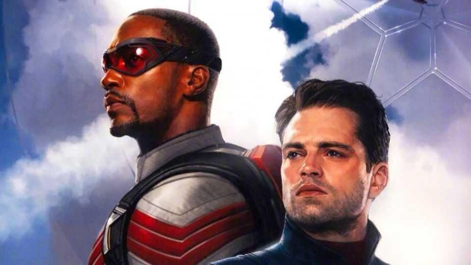 سریال The Falcon And Winter Soldier
