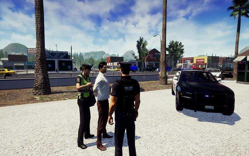 دانلود بازی Police Simulator: Patrol Duty