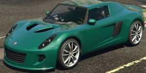 خودرو Voltic سبز رنگ