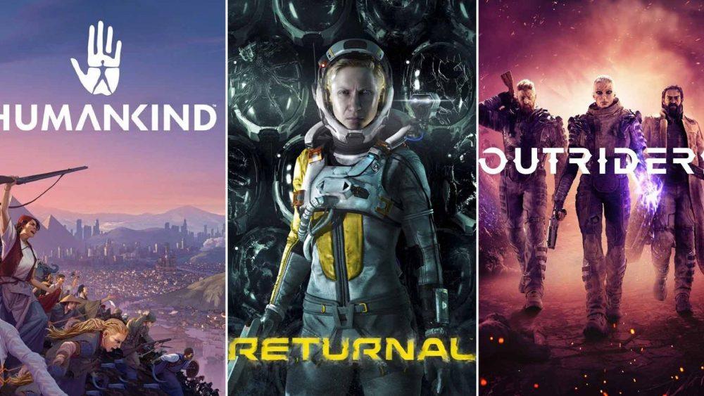 سه بازی پرطرفدار Returnal و Oddworld: Soulstorm و Outriders