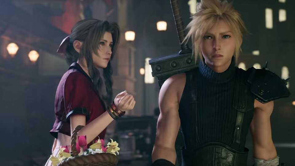 کاراکترهای بازی Final Fantasy 7 Remake