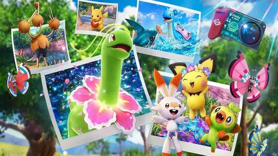 بازی New Pokemon Snap