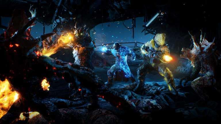 تصویری از محیط بازی روبه انتشار Outriders