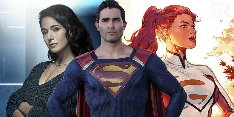 بازیگران سریال Superman and Lois