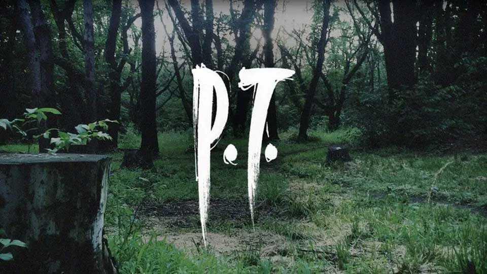 کاور بازی Silent Hill P.T.