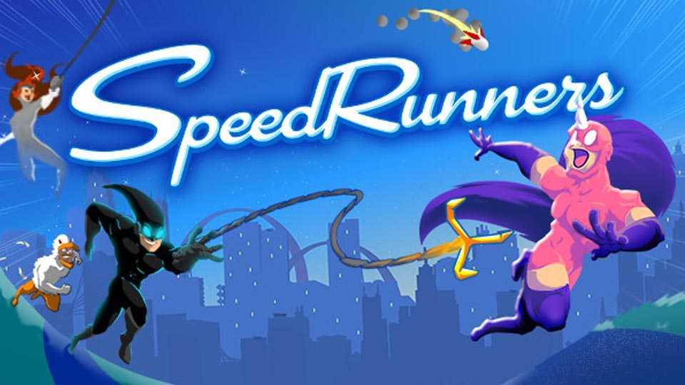 دانلود بازی Speed Runners